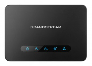 Grandstream HT812 - bramka VoIP 2 porty SIP router