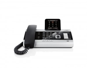 Gigaset DX800A all in one - telefon ISDN - PSTN - VoIP